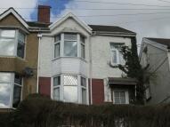 Tynewydd Terrace semi detached property for sale