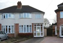 3 bedroom semi detached house for sale in Lyn Avenue, LICHFIELD...