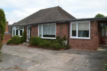 2 bed Detached Bungalow for sale in Swallow Croft, Lichfield