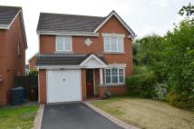 3 bedroom Detached home for sale in Alexander Close...