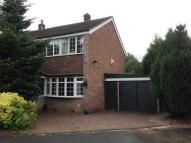 3 bedroom semi detached house for sale in Ash Grove, Lichfield