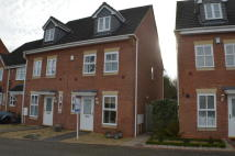 End of Terrace house for sale in Saddlers Close, Lichfield