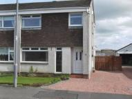 3 bed semi detached property to rent in Barclay Place, Stewarton...