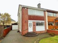 3 bedroom semi detached house in Mill Road, Irvine...