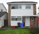 Detached house in Elgin Avenue, Stewarton...