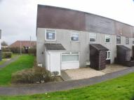 3 bedroom End of Terrace house in Cumbrae Court, Dreghorn...