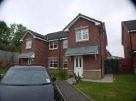 semi detached property in Cambuskeith Drive...