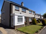 3 bedroom semi detached property in Dunlop Crescent, Irvine...