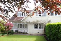semi detached home for sale in Chapel Road, Abergavenny