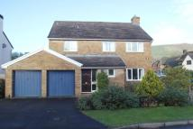 Detached property in The Halfpennys, Gilwern...