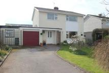Detached home in Bryn Celyn Way...