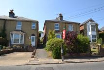 2 bedroom semi detached property in Clatterford Road...