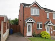 semi detached house to rent in Mill Crescent, Cannock