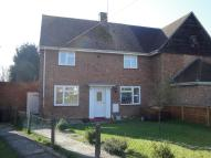 semi detached house to rent in Langdown Road, Hythe...