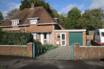2 bed semi detached house in Langdown Road, Hythe...