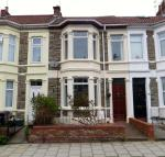 Terraced property in Roseberry Road, Redfield...