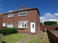 2 bed semi detached property in Dinsdale Avenue...