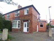 3 bedroom semi detached home for sale in Coast Road, Heaton...