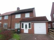 semi detached property in Springfield Gardens...