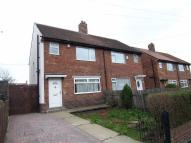 semi detached property in Savory Road, Wallsend...