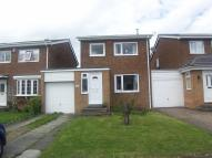 3 bedroom Detached home in Woburn Close...
