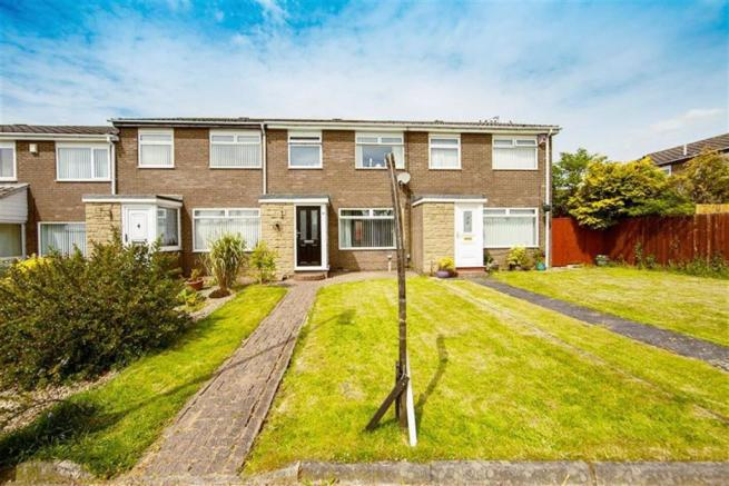 3 Bedroom Terraced House For Sale In Cheadle Avenue Hadrian Park