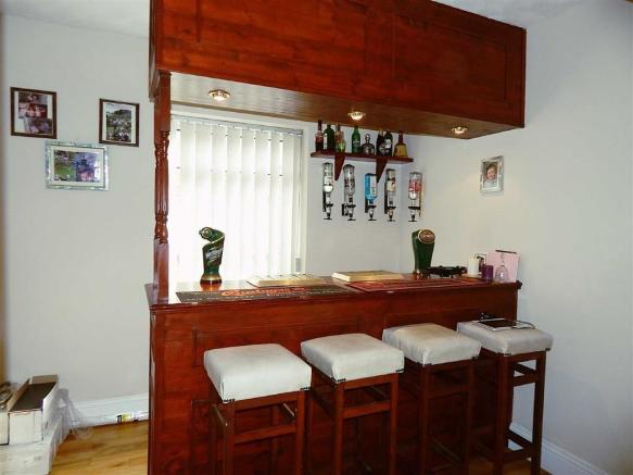 Third Reception Area