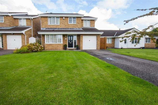 4 Bedroom Detached House For Sale In Hyde Park Wallsend Tyne And