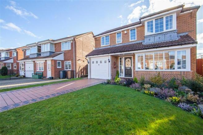 3 Bedroom Detached House For Sale In Bewick Park