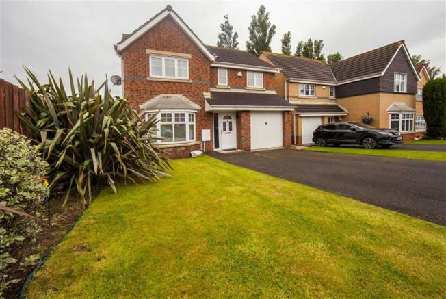 4 Bedroom Detached House For Sale In Segedunum Crescent St Peters
