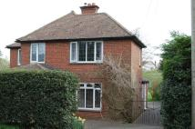 Studio flat in St. Johns Road, Farnham...
