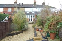2 bed Terraced property to rent in Heath Lane, Farnham...