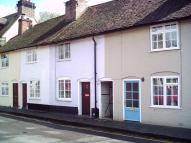 Terraced property in Abbey Street, Farnham...