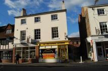 Flat to rent in West Street, Farnham...