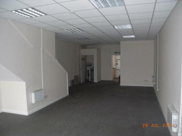 Interior upstairs