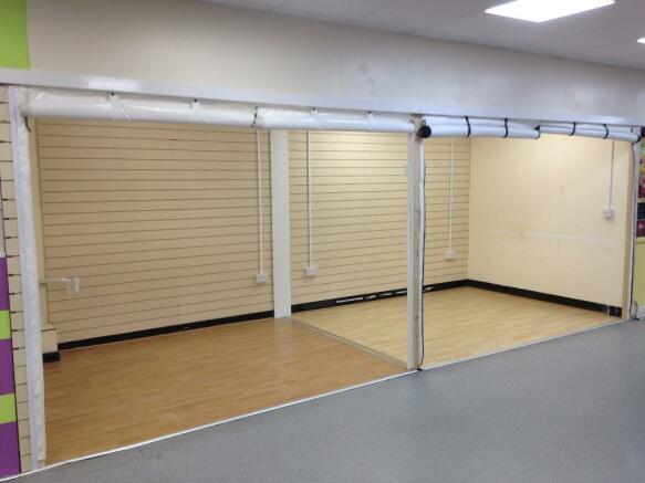 Empty unit