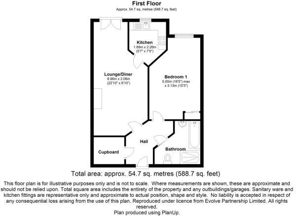 Floorplan 17 Windsor House, 900 Abbeydale Road, Sh