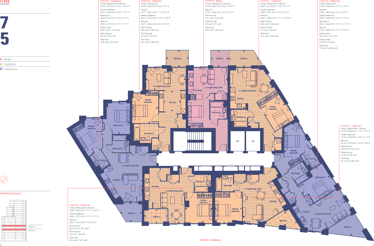 Floorplan Brochure