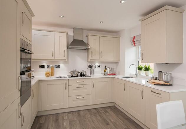 Morpeth kitchen