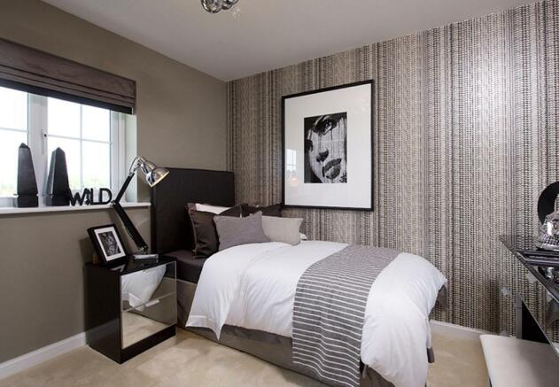 Somerton single bedroom