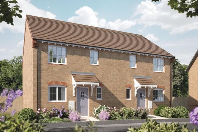 Cherry Orchard New Homes Worcester