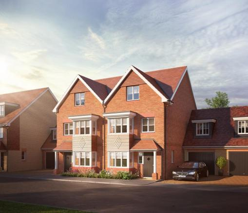 Jubilee meadows new homes development by bewley homes for Jubilee home builders