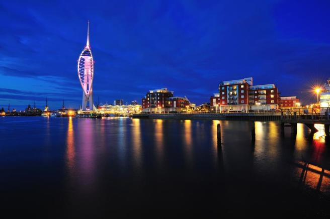 Portsmouth local area