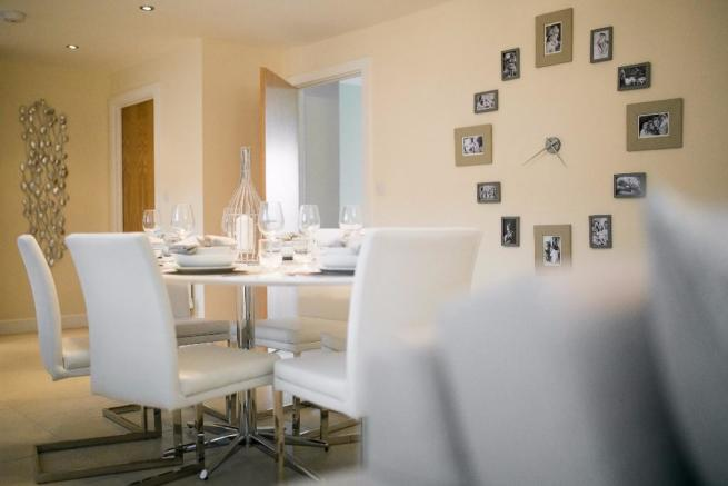 Typical Dining Area