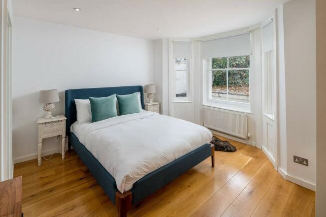 Stylish master bed