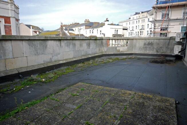 Roof Over B Hall