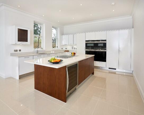 Stoneham Kitchen