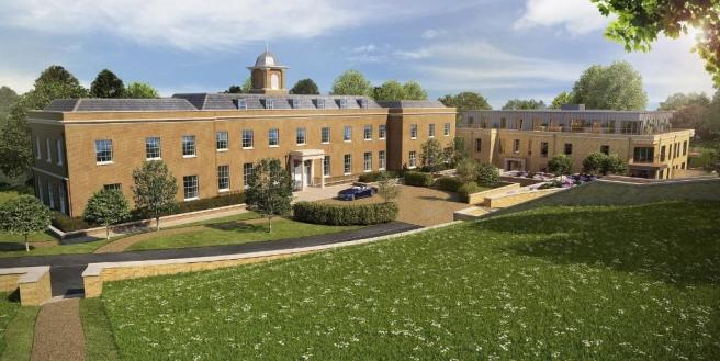 Harefield Place New Homes Development By Jade Developments
