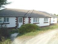 3 bedroom Detached Bungalow in Gwel Y Cwm, New Quay...