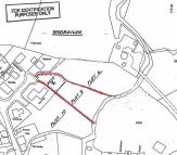 new development for sale in Land at Cae'r Gof...